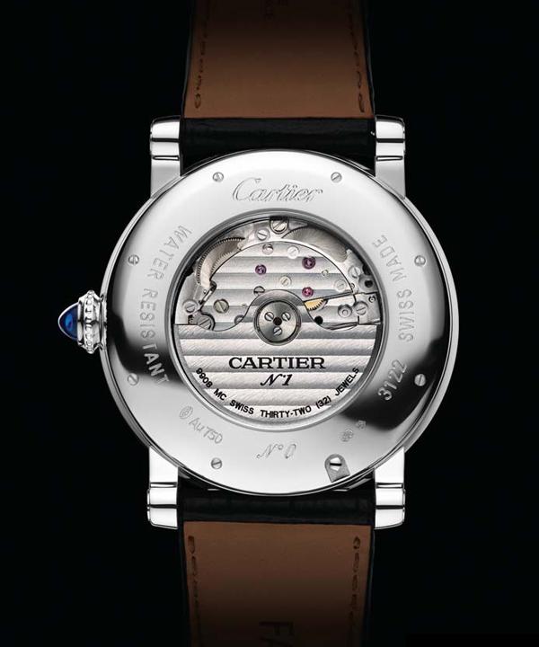 年历 卡地亚 腕表/Rotonde de Cartier 年历腕表/白金款